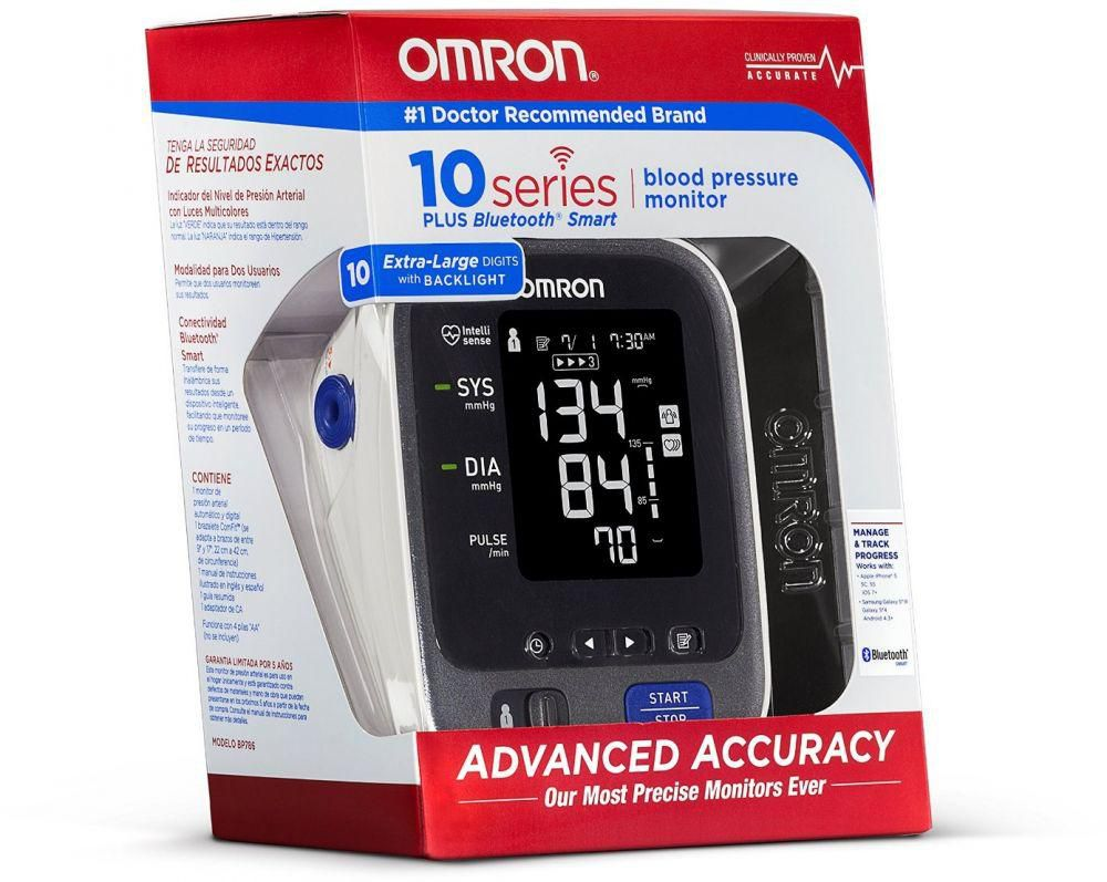 Top 5 Blood Pressure Monitoring Devices