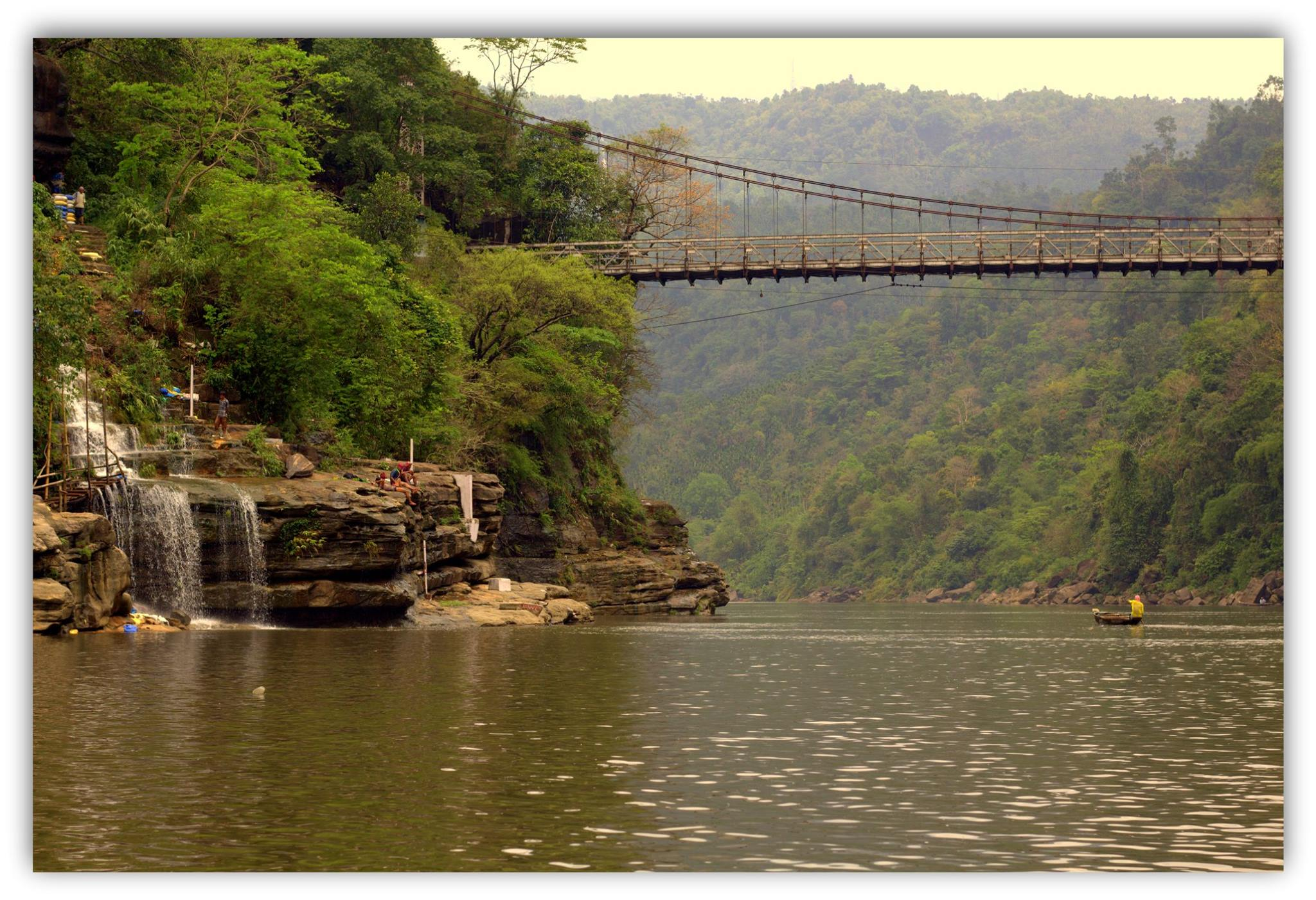 Top Places in Meghalaya