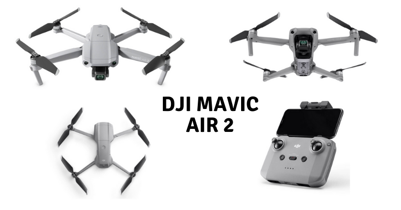DJI Mavic Air 2 price